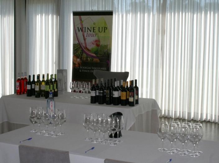 los vinos a catar