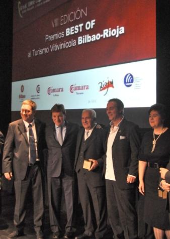Patxi Murillo Viteri, Victor Pascual, Paco Murillo, Iñaki Murillo Viteri y Aranzazu Vallejo