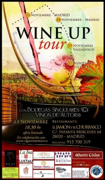 Cartel del evento del próximo 13 de noviembre
