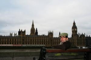Joaquín Parra en Londres
