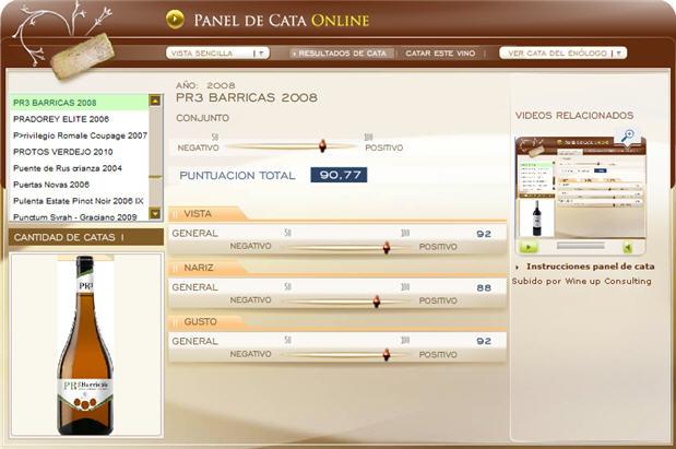 CATA PR3 BARRICAS 2008