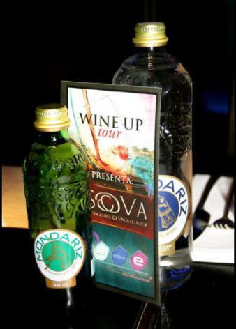 mondariz en el wine up tour