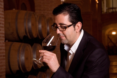 Joaquín Parra, director de Wine UP