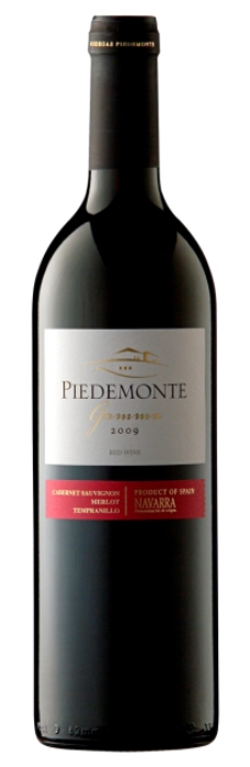Piedemonte Gamma Tinto 2009