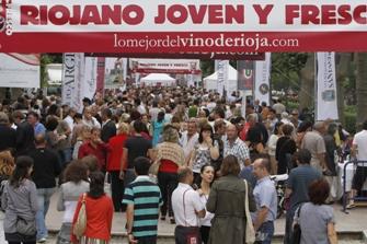 RIOJANO JOVEN Y FRESCO EN SANTANDER 2010