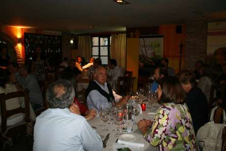 Wine UP Tour en Rte. Cienvinos de Torrelavega