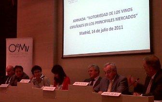 Imagen de la presentación del estudio en Madrid