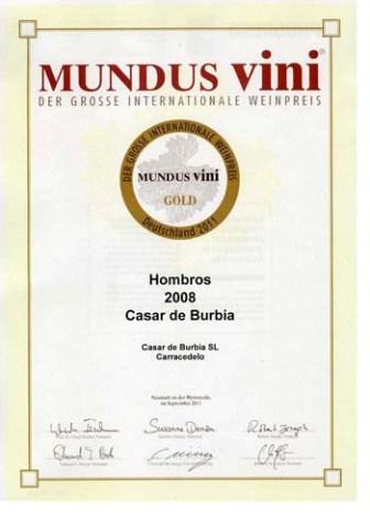 HOMBROS - MUNDUS VINI