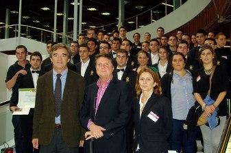 Alumnos Curso UNIA y Concurso Mejor Sumiller 12 Feria del Vino y la DO Torremolinos