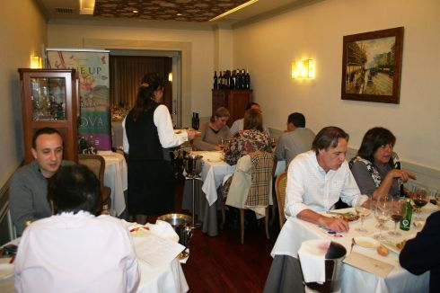 CENA EN RESTAURANTE EL CHALET DE ZARAGOZA
