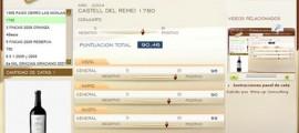 CASTELL DEL REMEI 1780, 2004 - 90.46 PUNTOS EN WWW.ECATAS.COM POR JOAQUIN PARRA WINE UP