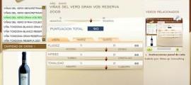 VIÑAS DEL VERO GRAN VOS RVA 2005, 90 PUNTOS EN WWW.ECATAS.COM POR JOAQUIN PARRA WINE UP