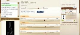 DOS TERRAS 2006 - 90.15 PUNTOS EN WWW.ECATAS.COM POR JOAQUIN PARRA WINE UP