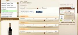 SALMOS 2009 - 91.46 PUNTOS EN WWW.ECATAS.COM POR JOAQUIN PARRA WINE UP
