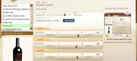 SOROS 2007 - 89.69 PUNTOS EN WWW.ECATAS.COM POR JOAQUIN PARRA WINE UP