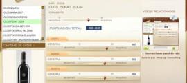 CLOS PENAT 2009 - 89.62 PUNTOS EN WWW.ECATAS.COM POR JOAQUIN PARRA WINE UP