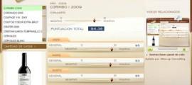 CORIMBO I 2009 - 94.38 PUNTOS EN WWW.ECATAS.COM POR JOAQUIN PARRA WINE UP