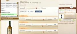 ERRE PUNTO BLANCO 2010 - 88.92 PUNTOS EN WWW.ECATAS.COM POR JOAQUIN PARRA WINE UP