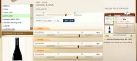 LICINIA 2008 - 91.54 PUNTOS EN WWW.ECATAS.COM POR JOAQUIN PARRA WINE UP