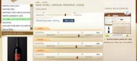 MAS AMIEL VINTAGE RESERVE 2006 - 90.08 PUNTOS EN WWW.ECATAS.COM POR JOAQUIN PARRA WINE UP