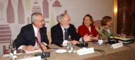 Clausura de la Asamblea con la presencia del Ministro Arias Cañete