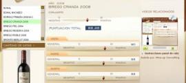 BRIEGO CRIANZA 2008 88.46 PUNTOS EN WWW.ECATAS.COM POR JOAQUIN PARRA WINE UP