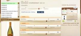 DIAMOND CHARDONNAY 2010 - 91.92 PUNTOS EN WWW.ECATAS.COM POR JOAQUIN PARRA WINE UP