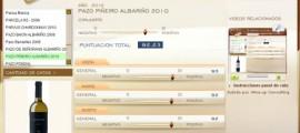 PAZO PIÑEIRO ALBARIÑO 2010 - 92.23 PUNTOS EN WWW.ECATAS.COM POR JOAQUIN PARRA WINE UP