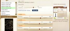 APRICUS SENSUS 2007 - 90.92 PUNTOS EN WWW.ECATAS.COM POR JOAQUIN PARRA WINE UP