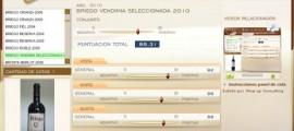 BRIEGO VENDIMIA SELECCIONADA 2010 - 88.31 PUNTOS EN WWW.ECATAS.COM