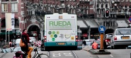 RUEDA . Bus .Amsterdam .WK 38 - 2012 (3 van 5)
