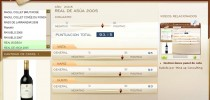 REAL DE ASÚA 2005 - 93.15 PUNTOS EN WWW.ECATAS.COM POR JOAQUIN PARRA WINE UP
