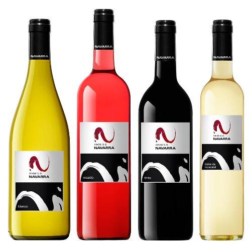 Botellas vino navarra - Botelleros de vino ...