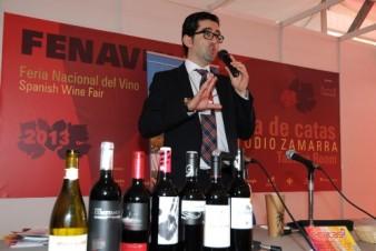 Joaquin Parra en FENAVIN 500
