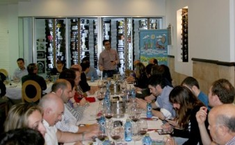 Wine Up Tour en Asador Concepción (Albacete)