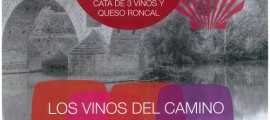 2013-07 CARTEL CATAS EN EL CAMINO DE SANTIAGO - copia