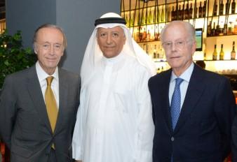 Miguel A. Torres, Abdulla Mohammed Juma vicechairman BMMI Juan M Torres