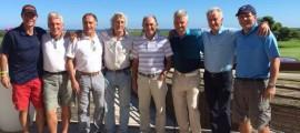 participantes torneo golf