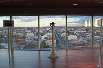 Mirador del Museo Torre del Vino de Socuéllamos
