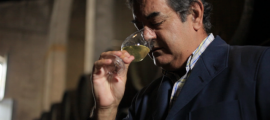 Manuel Lozano. IWC Best Fortified Winemaker 2015