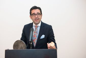 Joaquín Parra - discurso
