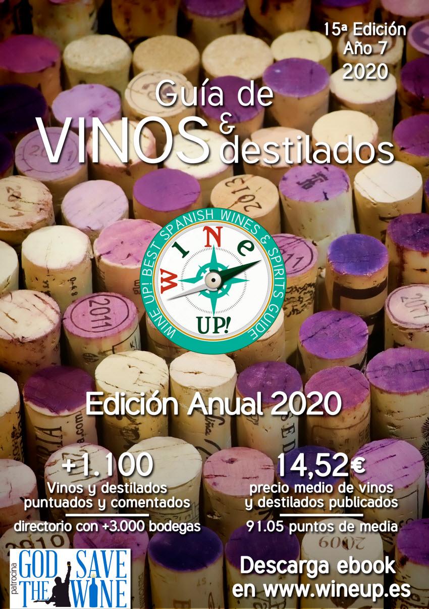 LA GUÍA WINE UP! 2020 MUESTRA UNA MEJORA EN LA CALIDAD Y PRECIO MEDIO DEL VINO EN ESPAÑA