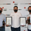 Hispano Suizas, galardonada por la AEPEV por dos vinos como los mejores de España en su categoría