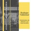 BODEGAS VALDEMAR LANZA UN PROGRAMA DE FORMACIÓN Y ASESORAMIENTO PARA LA HOSTELERÍA.